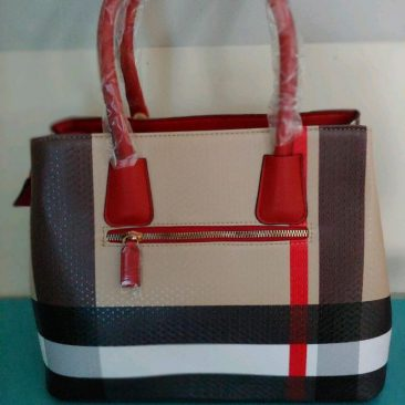 Booktique checker plaid Satchel Crossbody wrist purse