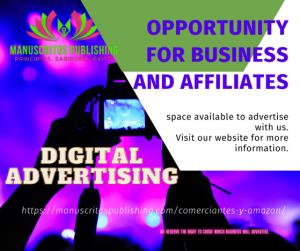 Manuscritos Publishing Advertising Publicidad