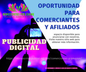 Manuscritos Publishing Advertise Publicidad